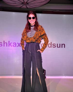 In Pics: Anushka Sharma during the announcement as brand ambassador of 'Polaroid Eyewear'
