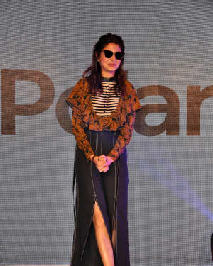 In Pics: Anushka Sharma during the announcement as brand ambassador of 'Polaroid Eyewear' | Picture 1529311