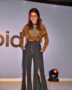 In Pics: Anushka Sharma during the announcement as brand ambassador of 'Polaroid Eyewear' | Picture 1529305