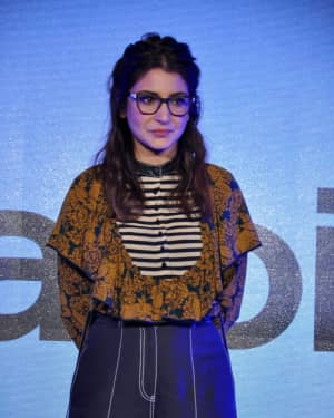 In Pics: Anushka Sharma during the announcement as brand ambassador of 'Polaroid Eyewear' | Picture 1529306