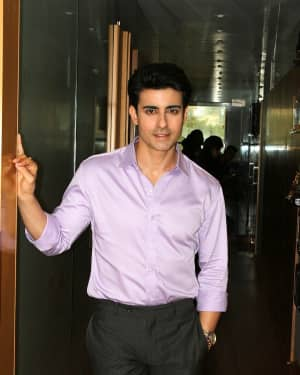 Gautam Rode - In Pics: Interview With Aksar 2 Team