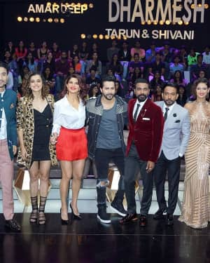 In Pics: Jacqueline, Varun and Taapsee Promotes Judwaa 2 In Dance Plus Final? Episodes   Picture 1529407