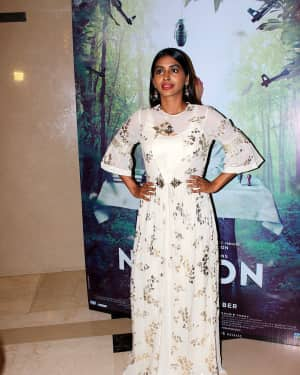 Anjali Patil - In Pics: Special Screening Of Film Newton