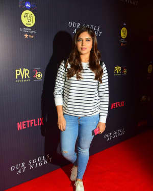 Bhumi Pednekar - In Pics: Special Screening Of Film Our Souls At Night | Picture 1529451