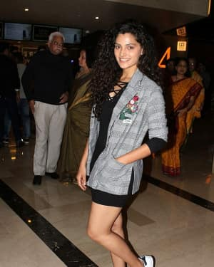 Saiyami Kher - In Pics: Special Screening Of Film Our Souls At Night