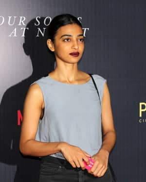 Radhika Apte - In Pics: Special Screening Of Film Our Souls At Night
