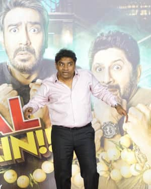 Johnny Lever - In Pics: Trailer Launch Of Film Golmaal Again