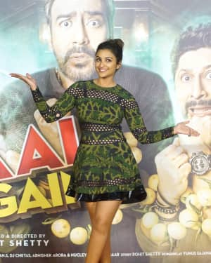 Parineeti Chopra - In Pics: Trailer Launch Of Film Golmaal Again