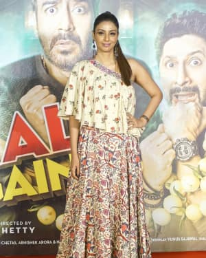 Tabu - In Pics: Trailer Launch Of Film Golmaal Again