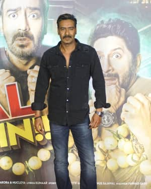 Ajay Devgn - In Pics: Trailer Launch Of Film Golmaal Again