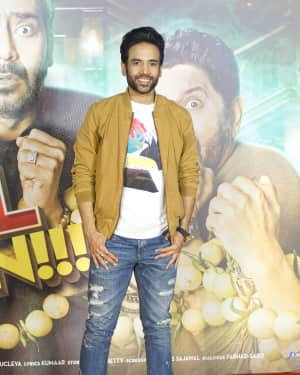 Tusshar Kapoor - In Pics: Trailer Launch Of Film Golmaal Again