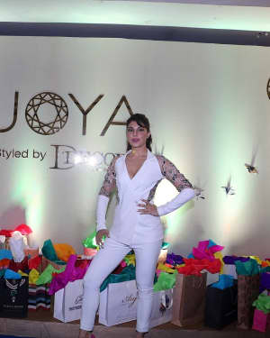 Jacqueline Fernandez - In Pics: Inauguration Of Shopping Exhibition 2017