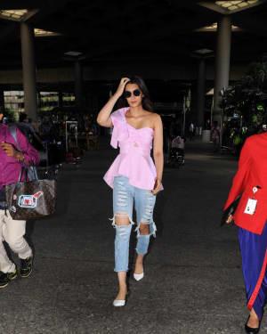 In Pics: Kriti Sanon Snapped At Mumbai Airport   Picture 1529932