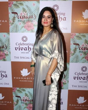 Padmini Kolhapure - In Pics: Launch Of Padmini Kolhapure and Poonam Dhillon Vivaha Collection