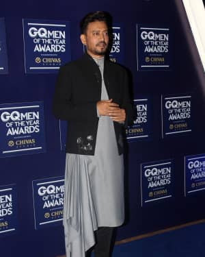 Irfan Khan - In Pics: Red Carpet Of GQ Men Of The Year Awards 2017 | Picture 1529764