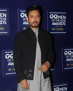 Irfan Khan - In Pics: Red Carpet Of GQ Men Of The Year Awards 2017 | Picture 1529765