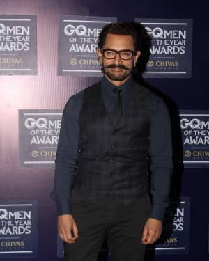 Aamir Khan - In Pics: Red Carpet Of GQ Men Of The Year Awards 2017 | Picture 1529760