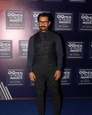 Aamir Khan - In Pics: Red Carpet Of GQ Men Of The Year Awards 2017 | Picture 1529758