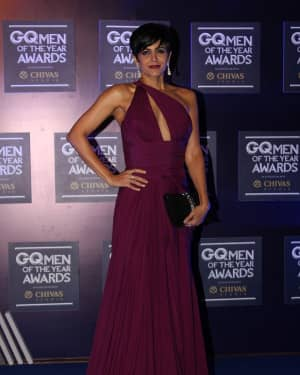 Mandira Bedi - In Pics: Red Carpet Of GQ Men Of The Year Awards 2017