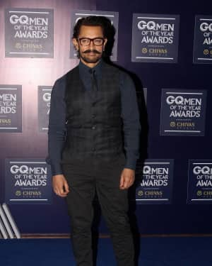 Aamir Khan - In Pics: Red Carpet Of GQ Men Of The Year Awards 2017 | Picture 1529761