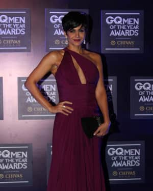 Mandira Bedi - In Pics: Red Carpet Of GQ Men Of The Year Awards 2017
