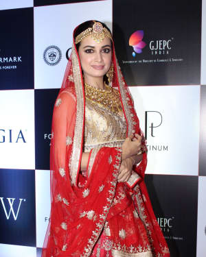 Dia Mirza - In Pics: Celebs Walks Ramp At IIJW 2017 | Picture 1530257