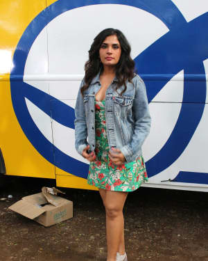 Richa Chadda - In Pics: On Location Shoot Of Film Jia & Jia