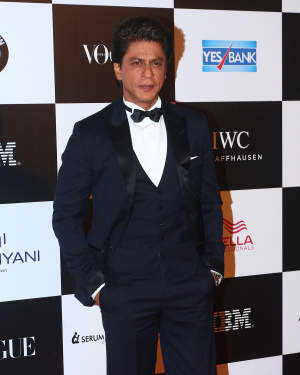 Shahrukh Khan - In Pics: Red Carpet Of Vogue Women Of The Year 2017 | Picture 1530289
