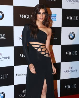 Kriti Sanon - In Pics: Red Carpet Of Vogue Women Of The Year 2017 | Picture 1530266