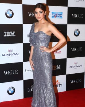 Anushka Sharma - In Pics: Red Carpet Of Vogue Women Of The Year 2017