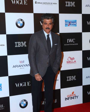 Anil Kapoor - In Pics: Red Carpet Of Vogue Women Of The Year 2017