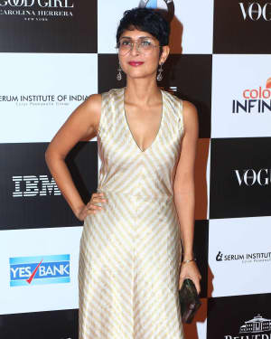 Kiran Rao - In Pics: Red Carpet Of Vogue Women Of The Year 2017