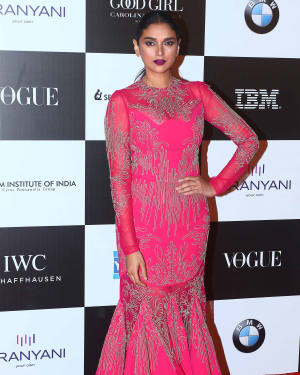 Aditi Rao Hydari - In Pics: Red Carpet Of Vogue Women Of The Year 2017