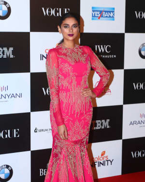 Aditi Rao Hydari - In Pics: Red Carpet Of Vogue Women Of The Year 2017 | Picture 1530294