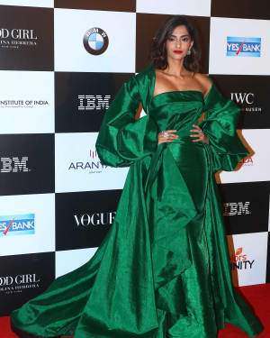 Sonam Kapoor Ahuja - In Pics: Red Carpet Of Vogue Women Of The Year 2017 | Picture 1530287