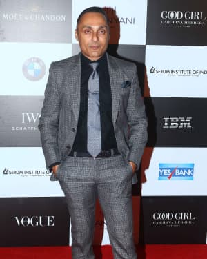 Rahul Bose - In Pics: Red Carpet Of Vogue Women Of The Year 2017