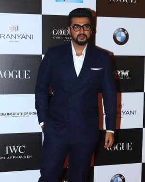Arjun Kapoor - In Pics: Red Carpet Of Vogue Women Of The Year 2017 | Picture 1530283