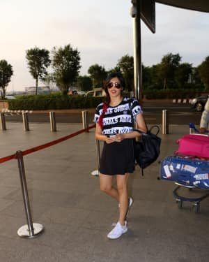 Adah Sharma Spotted At Airport Images | Picture 1531213