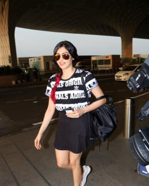 Adah Sharma Spotted At Airport Images | Picture 1531212