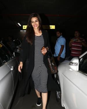 In Pics: Kriti Sanon Snapped At Mumbai Airport   Picture 1531287
