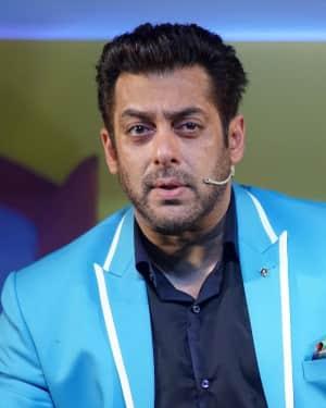 Salman Khan - In Pics: Launch Of Bigg Boss Season 11 | Picture 1531220