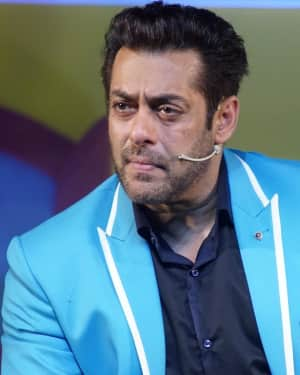 Salman Khan - In Pics: Launch Of Bigg Boss Season 11