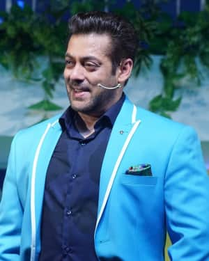 Salman Khan - In Pics: Launch Of Bigg Boss Season 11 | Picture 1531216