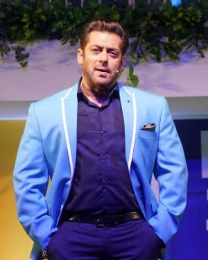 Salman Khan - In Pics: Launch Of Bigg Boss Season 11 | Picture 1531215