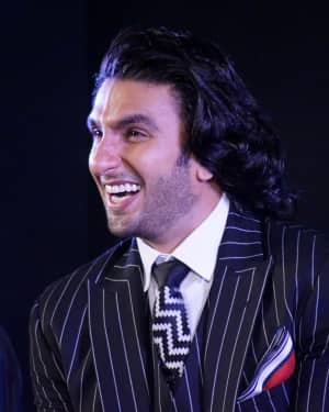Ranveer Singh - In Pics: Launch Of India Biggest Sports Film 1983