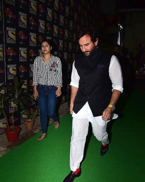Saif Ali Khan - In Pics: Promotion Of Film Chef On Set Of Drama Company | Picture 1531296