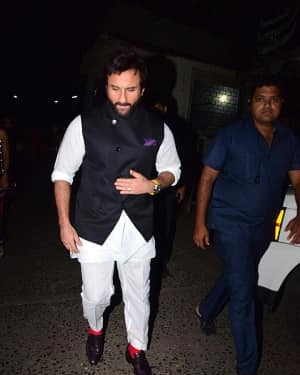Saif Ali Khan - In Pics: Promotion Of Film Chef On Set Of Drama Company | Picture 1531294