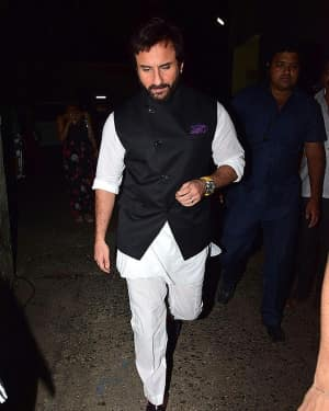 Saif Ali Khan - In Pics: Promotion Of Film Chef On Set Of Drama Company | Picture 1531295