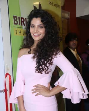 In Pics: Saiyami Kher at Opening Of Birla Ayurveda Prabhadevi Branch