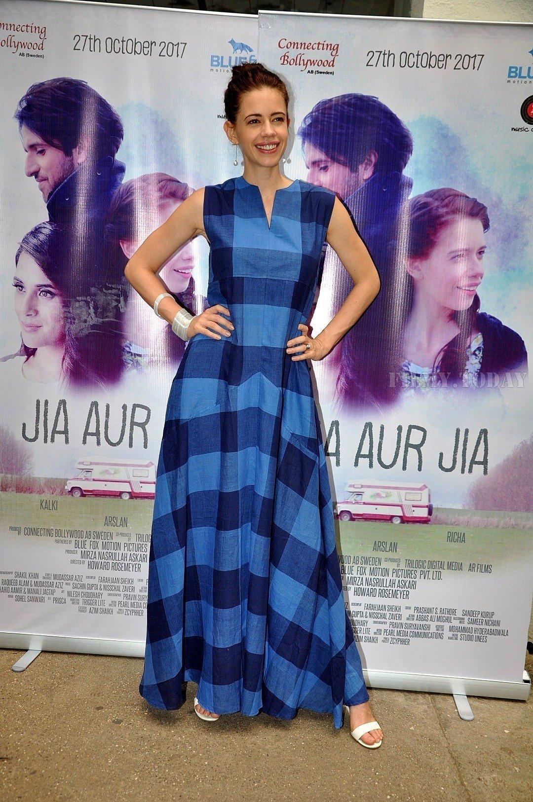 Kalki Koechlin - In Pics: Trailer Launch Of The Film Jia Aur Jia | Picture 1531200